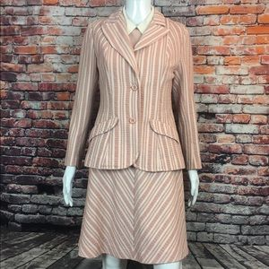 1970s Jonathan Logan Dress W/Jacket